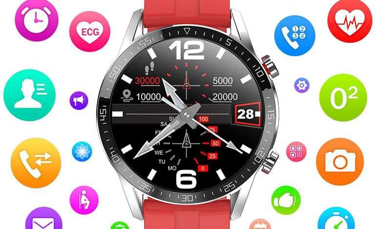 GX Smartwatch - השעון החכם